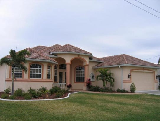 This home at 1705 SE 5th Court, Cape Coral, recently