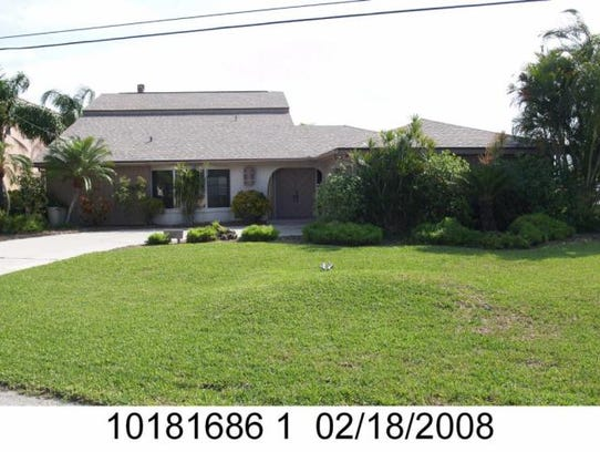 This home at 3005 SE 22nd Place, Cape Coral, recently