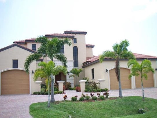 This home at 138 SW 52nd Terrace, Cape Coral, recently