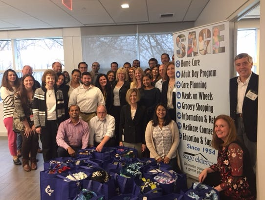 Employees from the Celgene Global Quality Systems and