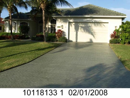 This home at 5606 SW 14th Place, Cape Coral, recently