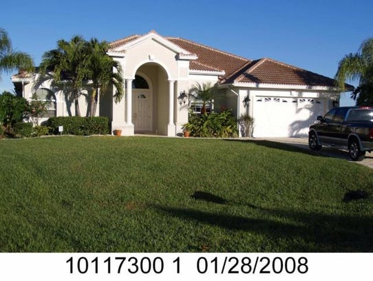 This home at 2413 SW 50th St., Cape Coral, recently