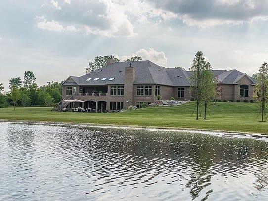 Brady Hoke\'s $3M big house for sale
