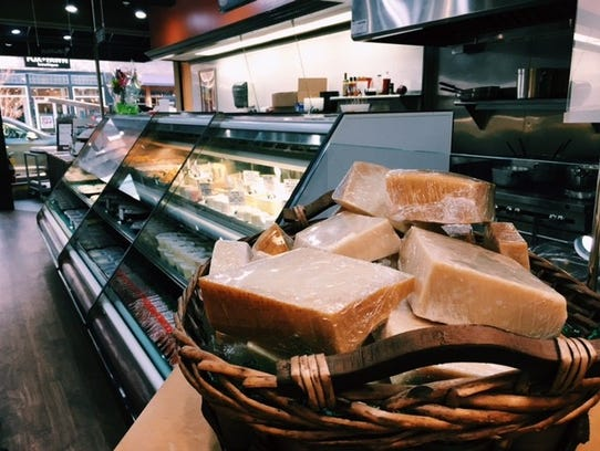 Johnny 39 s italian market opens in westwood for Johnny s fish market