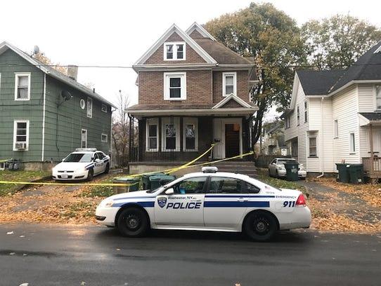 Police investigate death of infant on Locust Street