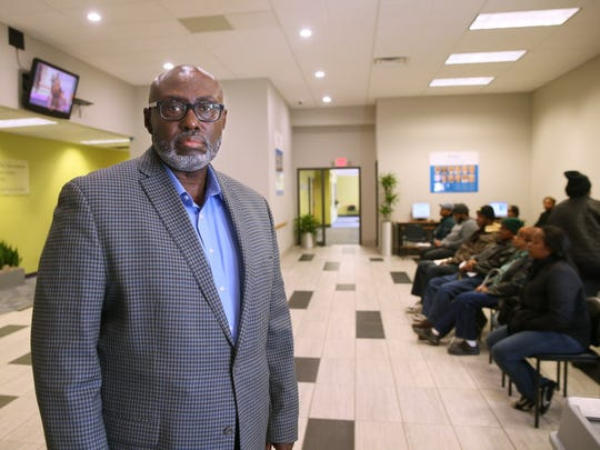 George P. Hinton is chief executive officer of the Community Relations Social Development Commission, 1730 W. North Ave.