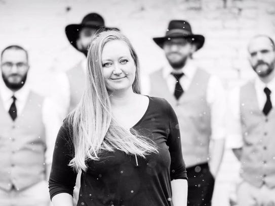 Molly and the Badly Bent Bluegrass Boys