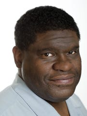 Author Gary Younge