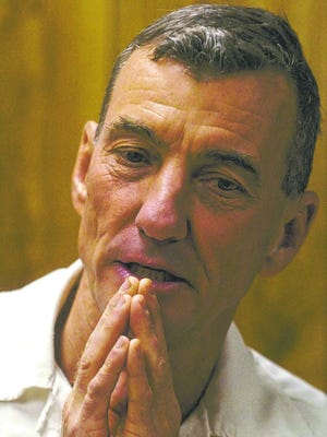 Edward Seibold, convicted in the 1967 murders of three young girls in Auburn, speaks about his crimes in a 2007 interview at Staton Correctional Facility in Elmore.