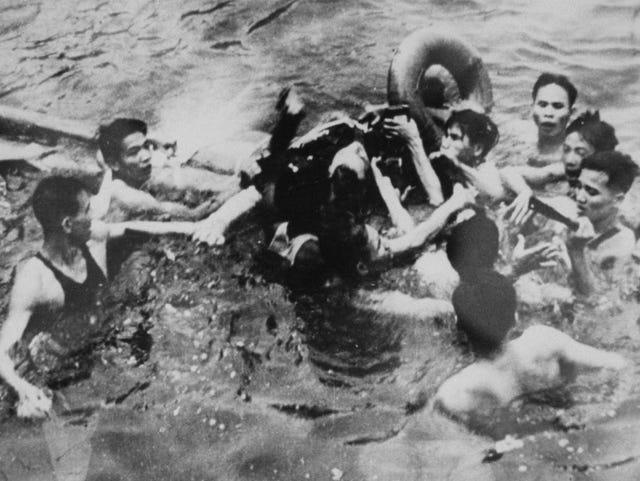 John McCain POW: Shot down over Vietnam, beaten, detained in