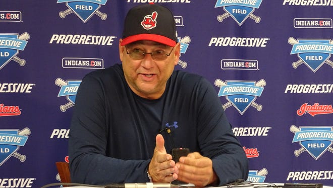 Terry Francona, the Tribe skipper, was pleased with his team's 3-1 win Sunday at home against the Royals.