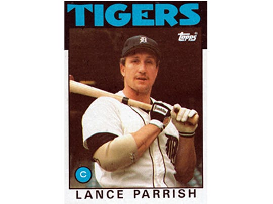 Best Detroit Tigers Baseball Cards Of The 1980s And Beyond