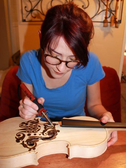 Artist Jade Kerouac.JPG