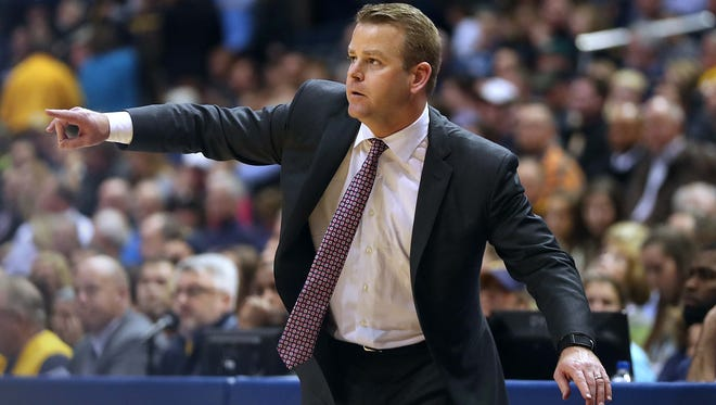 Marquette and head coach Steve Wojciechowski will renew the basketball rivalry with Wisconsin on Saturday.