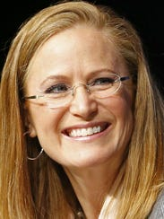 Former executive Christine Jones.