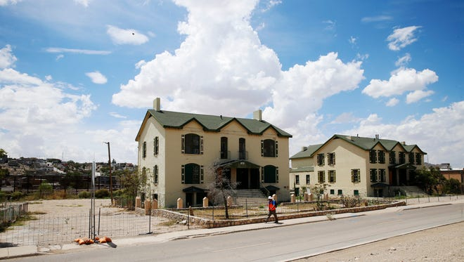 The El Paso County Economic Development Department is working to submit an application for a National Park Service grant worth $50,000. The money would go toward conducting a historical survey of Hart's Mill, the area west of Downtown El Paso that is the site of the first crossing into the present-day United States by Don Juan de Onate and was once home to Fort Bliss.