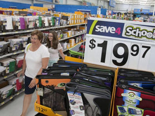 Consumers have benefited from trade through lower prices.