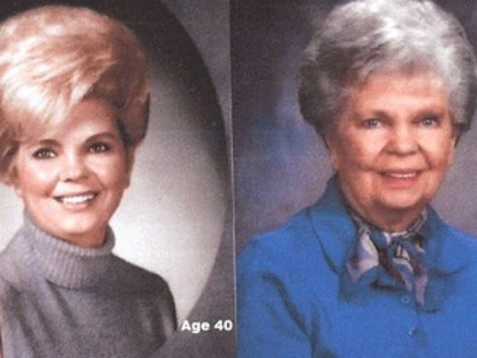 Anniversaries: Joan Wall McFall & N/A N/A