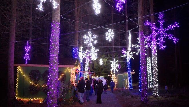 Christmas in the Garden kicks off Nov. 27