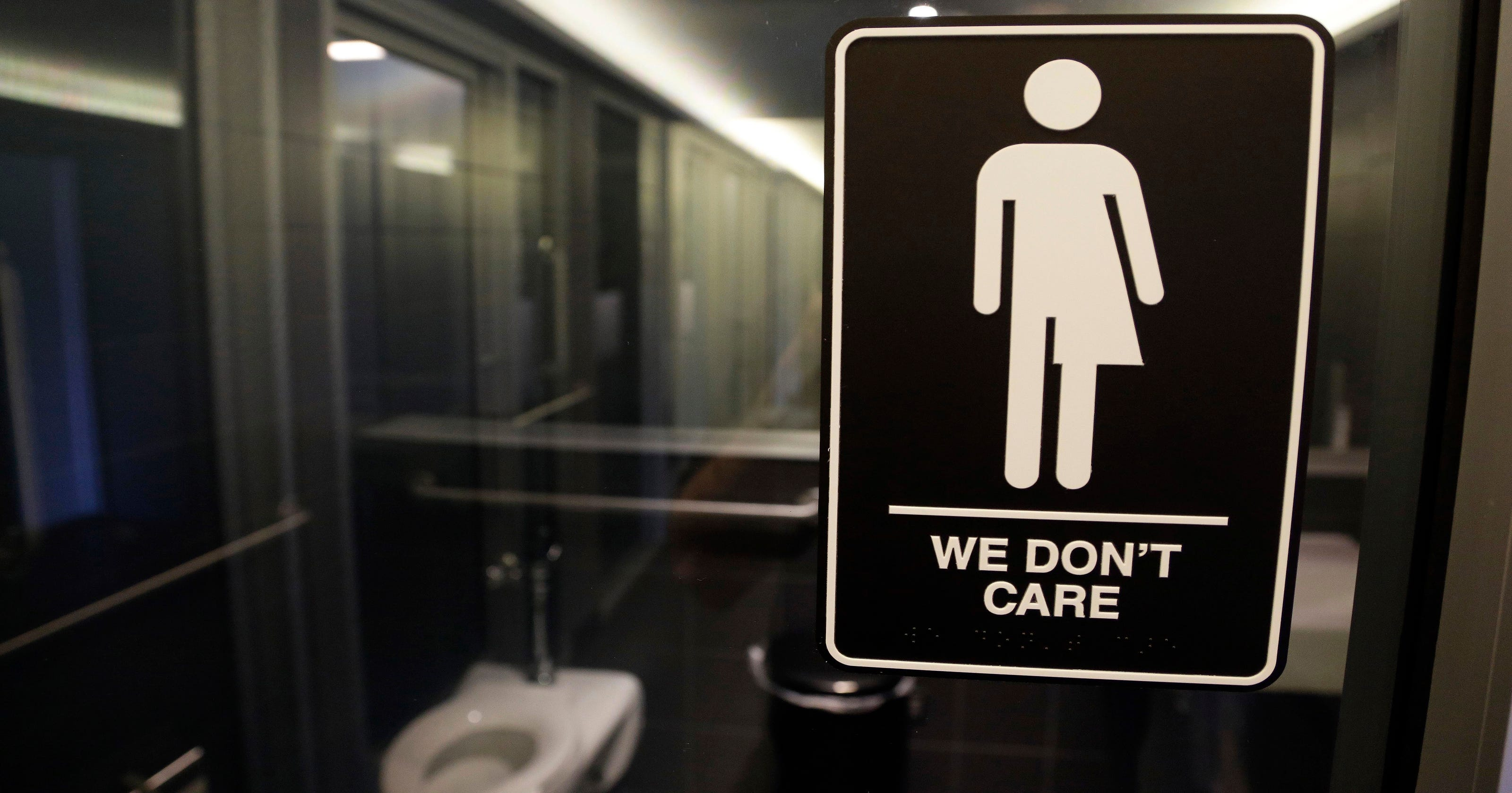 transgenders should not be allowed to use bathroom essay
