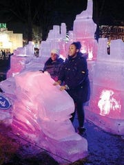 The 2017 Ice Festival in Plymouth is set for Jan. 6-8.