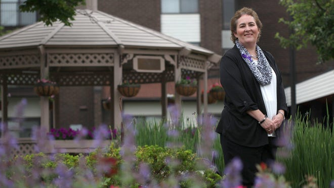 Barbra Giles is associate director at Jewish Senior Life in West Bloomfield, where they are starting a new program for elder abuse emergency housing. Jewish Senior Life is opening an elder abuse emergency housing where seniors who are experiencing abuse can live for up to 90 days in a safe and pleasant environment.