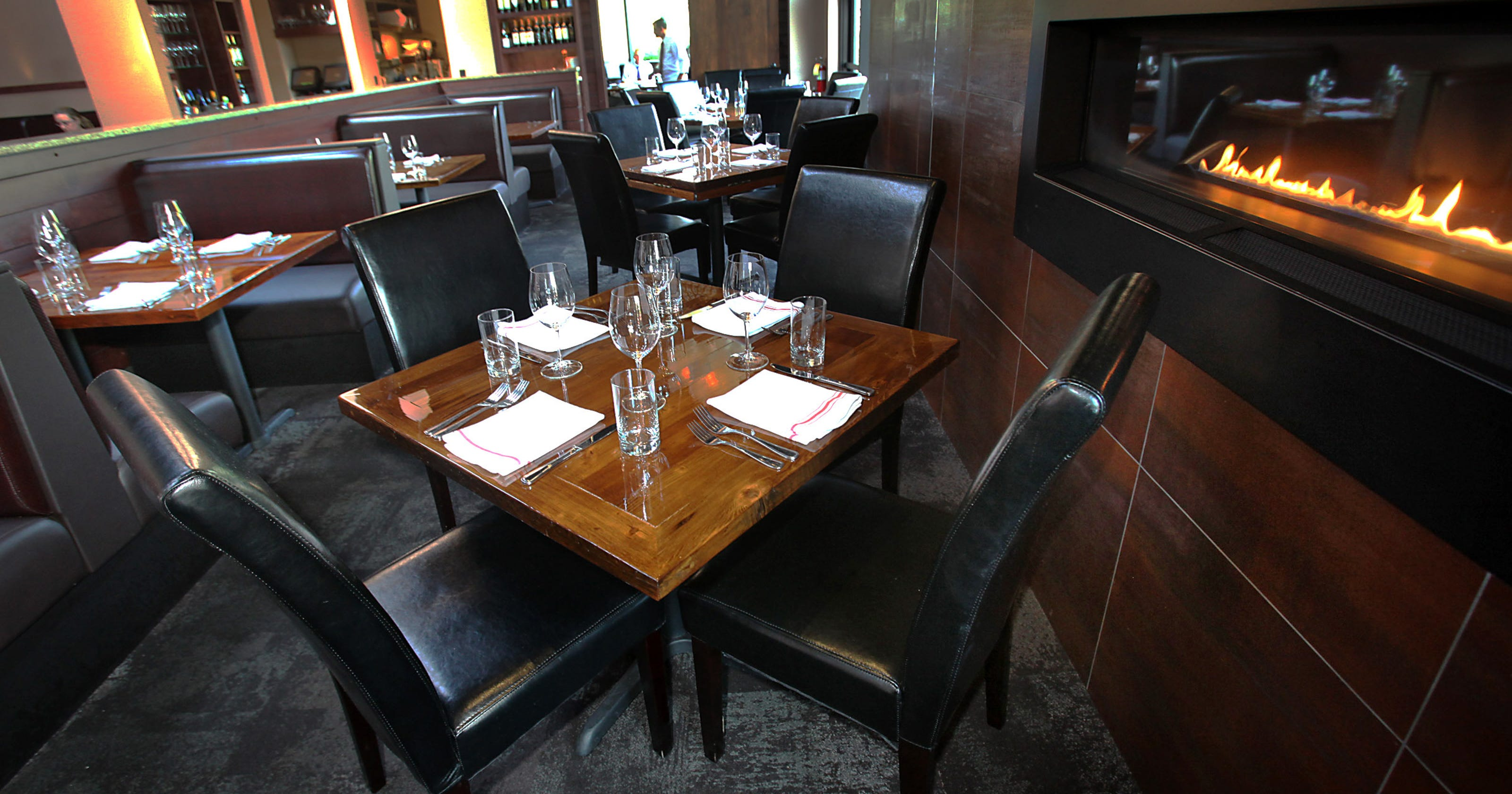Indy Restaurants For Fireside Dining - Farm to table restaurants indianapolis