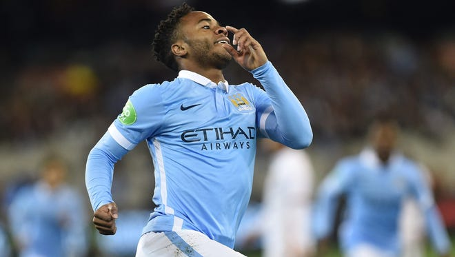 Raheem Sterling was dealt to Manchester City from Liverpool