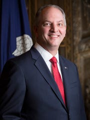 Louisiana Governor John Bel Edwards