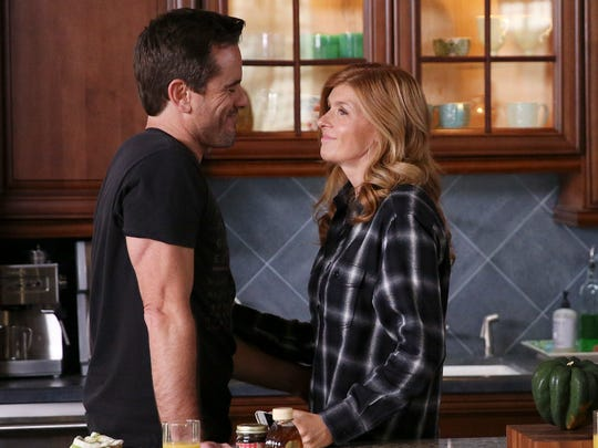 "Charles Esten and Connie Britton of ""Nashville"" are"