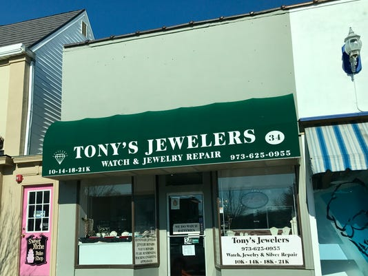 Worried Denville Jeweler