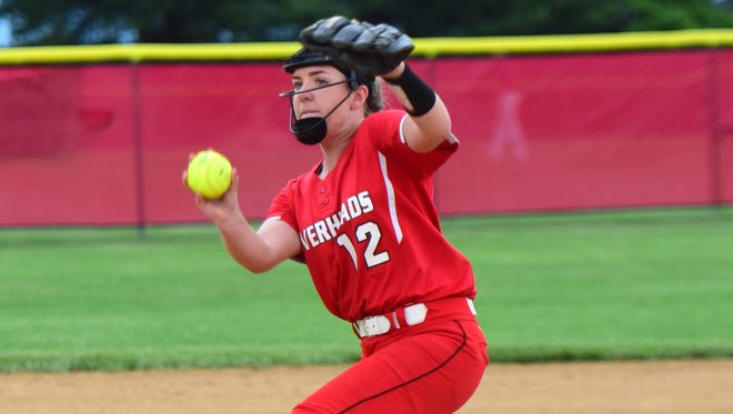 Riverheads' Emily Walters was named Player of the Year as one of five teammates named to the first team of the VHSL All-Region 1B Softball team