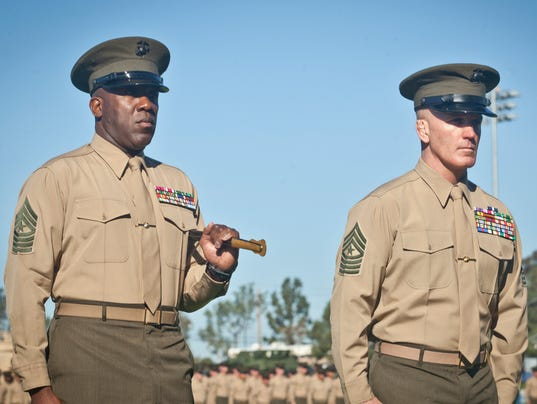 Kasal replaces Green as I MEF's top enlisted leader