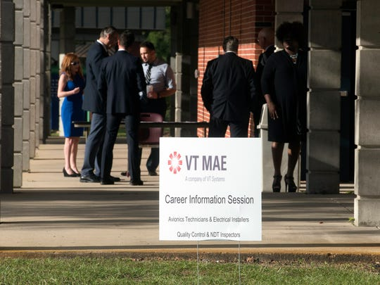 VT MAE held a career information session at Pensacola