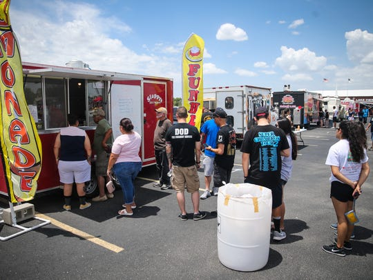 San Angelo has over 30 food trucks. The Food Truck Rally will showcase some on Sunday, Sept. 2.