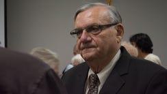 Maricopa County Sheriff Joe Arpaio is criminally charged