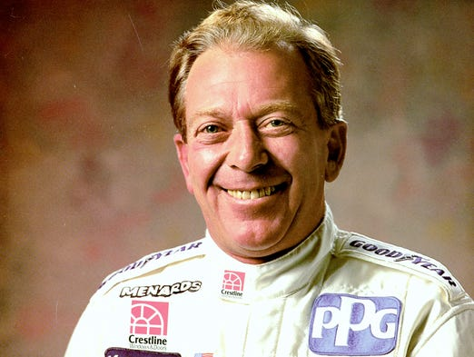 Gary Bettenhausen in 1996.
