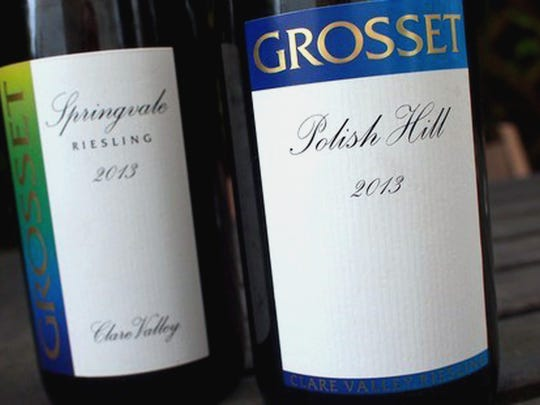 Riesling exhibits the influence of terroir on a wine.