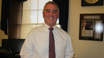 Some constituents complained to Ohio Rep. Brad Wenstrup that they did not want Obamacare heard from some constituents this weekend who do not want Obamacare repealed.