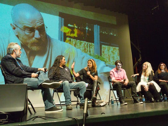 Inside Breaking Bad panel gathers at Rio Grande Theatre