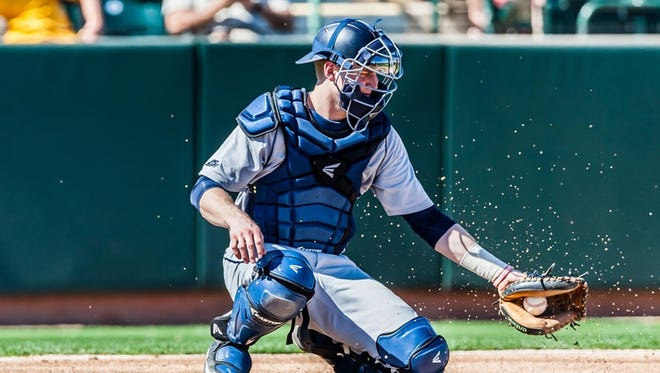 Xavier senior catcher Dan Rizzie has been was named to the Johnny Bench Award Watch List for a third straight year.