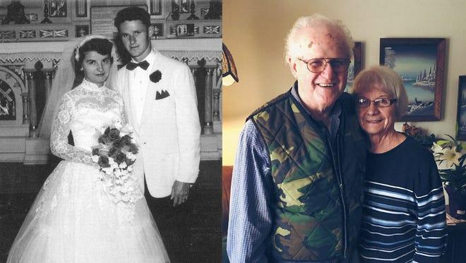 60th wedding anniversary: Donald & Eileen Roeder