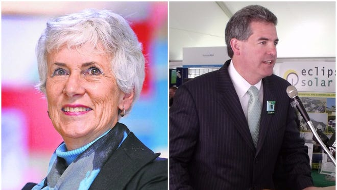 Governor-elect John Carney has tapped Susan Bunting as to become his education secretary and Shawn Garvin to head DNREC.