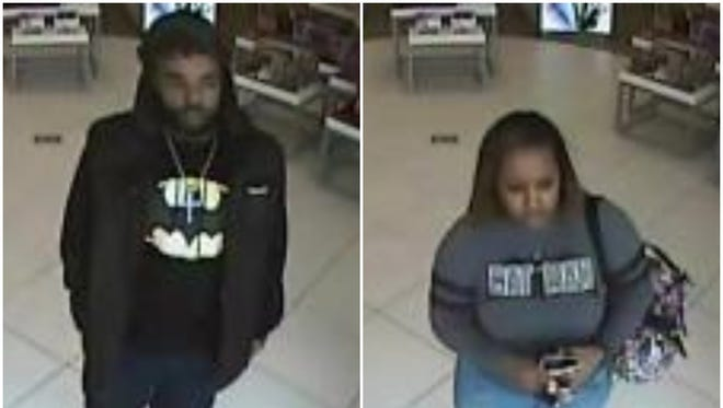 Police are looking for these Batman fans in connection with a theft at Ulta in Springettsbury Township.