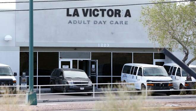 The La Victoria adult day care center is at 1223 Lee Treviño Drive.
