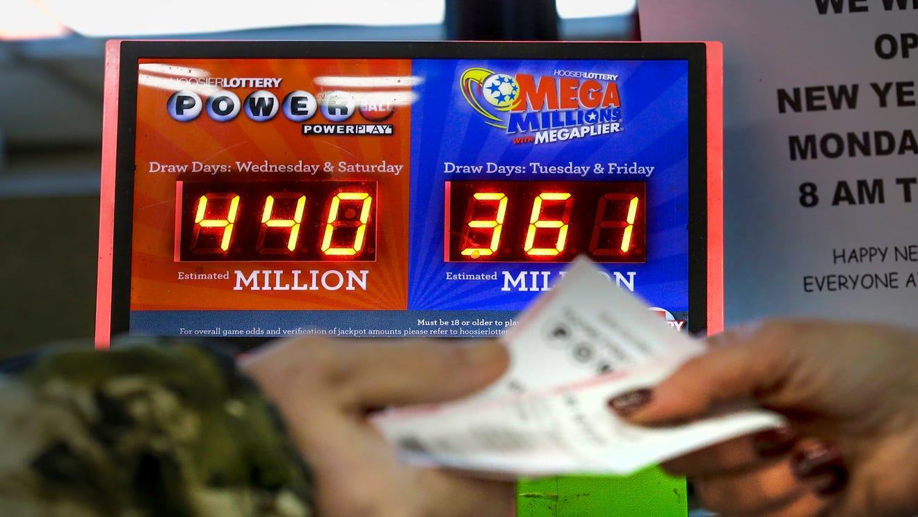 $5.1 Million Cash Mega Millions Jackpot Won