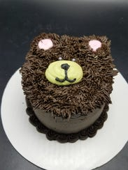 After a bear broke into her car and ate two dozen cupcakes,
