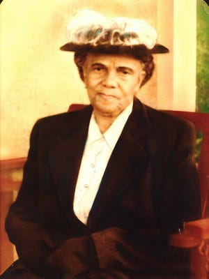 Rebecca Lewis was Uncle Tom Lewis' sister and a midwife who delivered more than 700 babies.