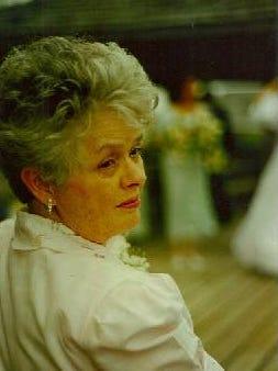 Katy Covey's grandmother, Nan