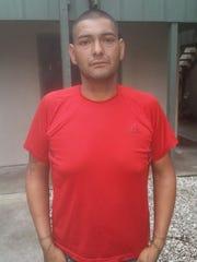 Joe Angel Loredo, sought in KFC ropbbery